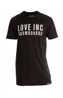 Long Tshirt - Black