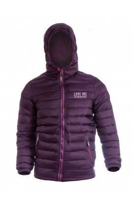 Survivor Jacket - Aubergine