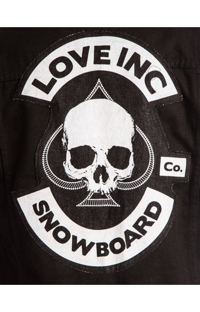 Crew Denim Jacket