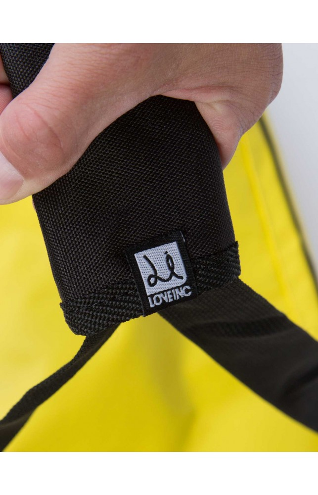 Duffel Bag - Yellow 50L