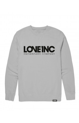 Crew Sweater - Grey
